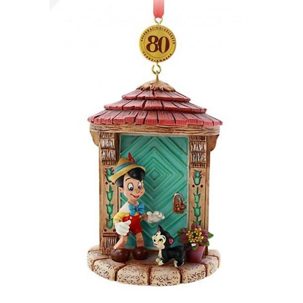 Pinocchio Legacy Hanging Ornament, Disney