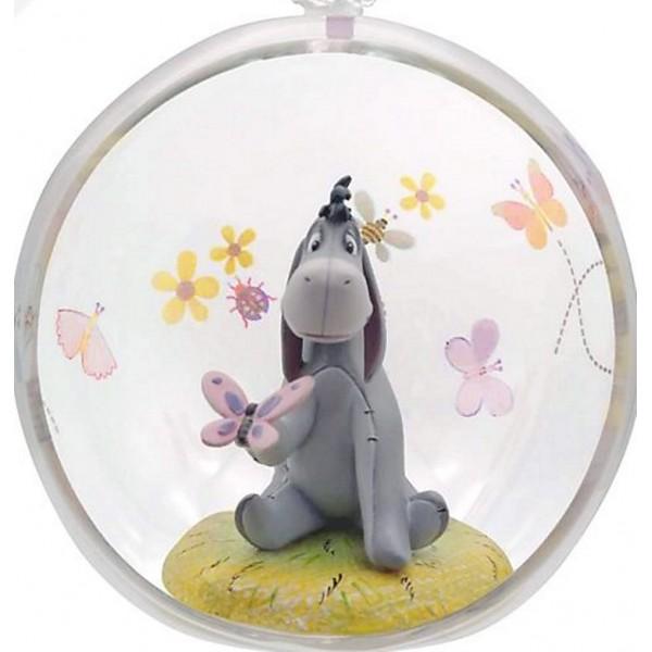 Disney Eeyore Open bauble Hanging Christmas Ornament