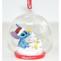 Disneyland Paris Stitch Light-up Christmas Bauble