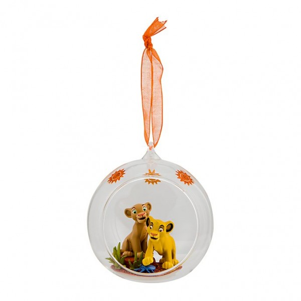 Disney Simba from Lion King Christmas bauble Ornament