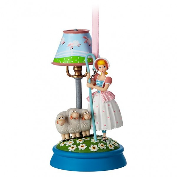 Disney Bo Peep Light-Up Hanging Ornament