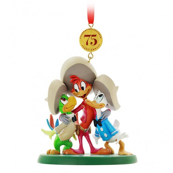 Disney The Three Caballeros Legacy Hanging Ornament