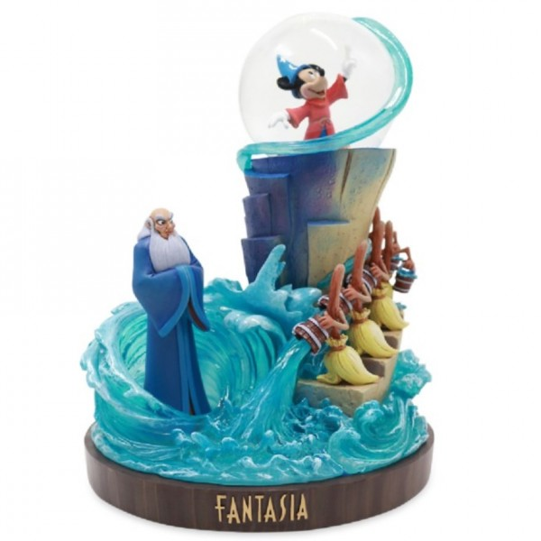 Fantasia 80th Anniversary Figure with Snow Globe – Limited Edition