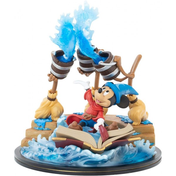 Mickey Mouse Sorcerer's Apprentice Q-Fig Figurine