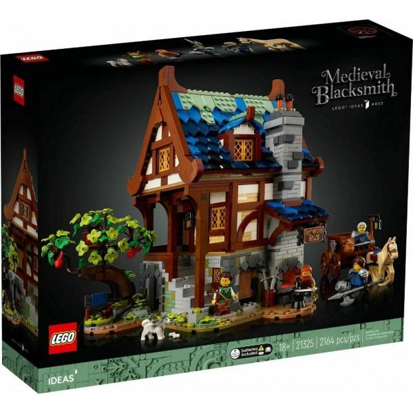 LEGO 21325 Ideas Medieval Blacksmith