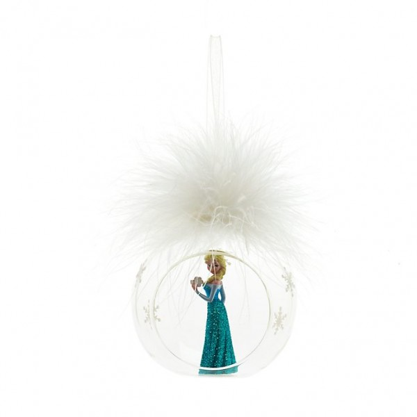 Elsa from Frozen Bauble Christmas Ornament