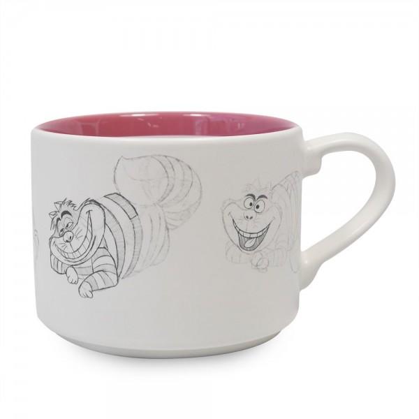 Disney Cheshire Cat Mug – Alice in Wonderland