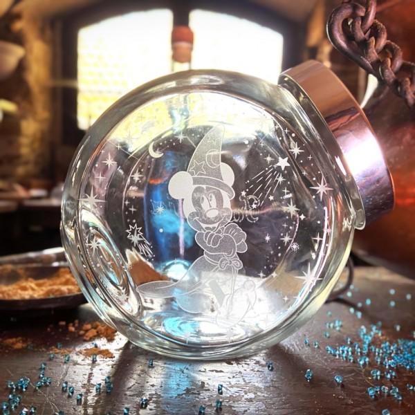 Disney Fantasia Mickey Mouse Candy Jar, Arribas Collection