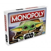 Monopoly Star Wars The Child Edition Board Game – Hasbro