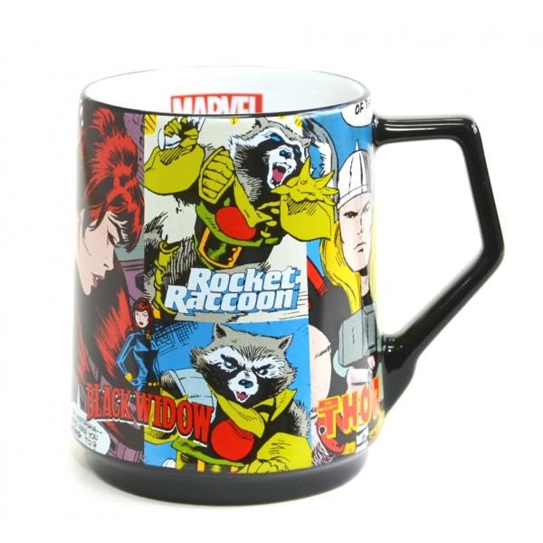 Marvel Comic mug, Disneyland Paris