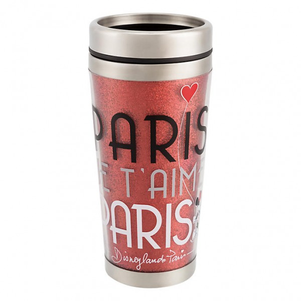 Disneyland Paris Minnie Mouse Amour  Travel Mug