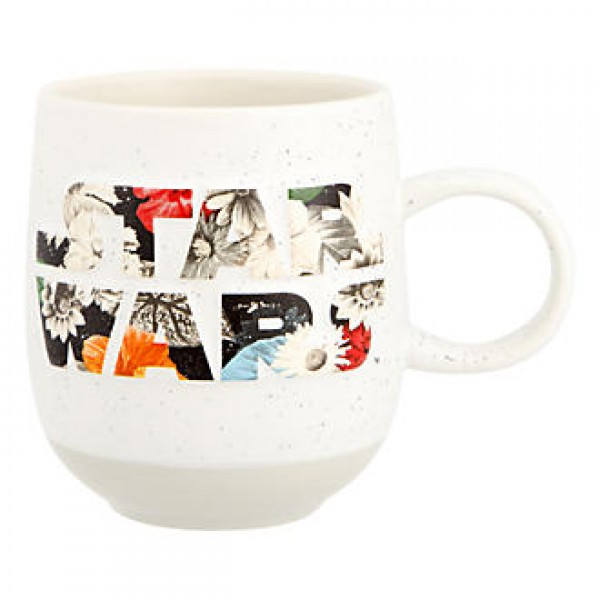 Disneyland Paris Star Wars Flower mug