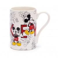 Disney Mickey Mouse sketch-style Mug