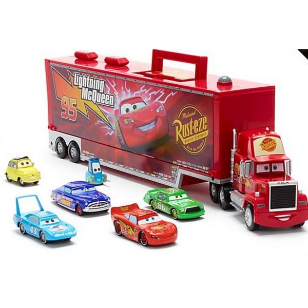 Disney Mack Friction Motor Hauler, Disney Pixar Cars
