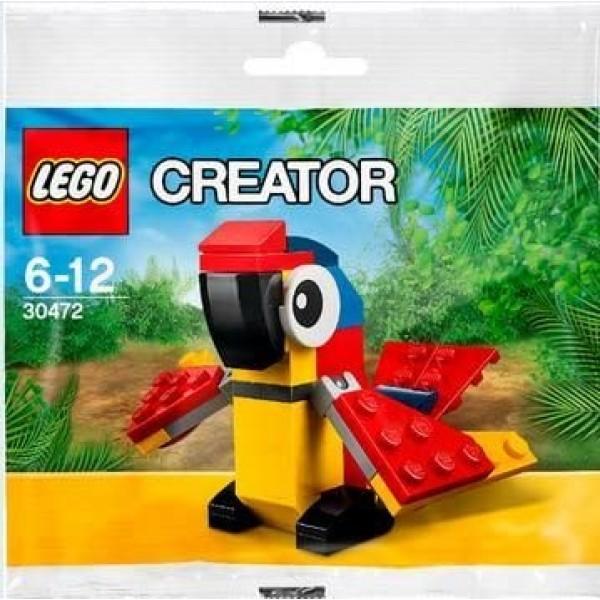 Lego 30472 Mini Parrot Polybag set