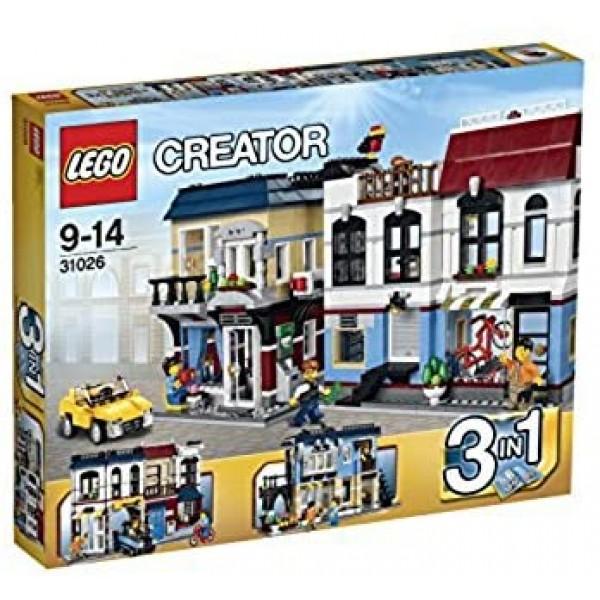Lego 31026 Bike Shop and Café