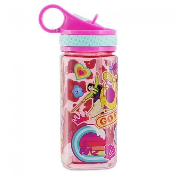Princess Pink Water Bottle - Disney