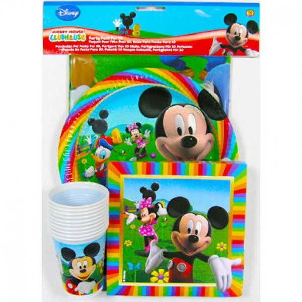 Mickey Mouse Disney party pack - Disney
