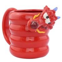 Mushu from Mulan 3D mug - Disney
