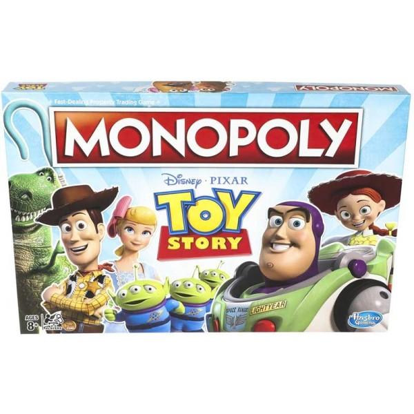 Monopoly Toy Story - Hasbro