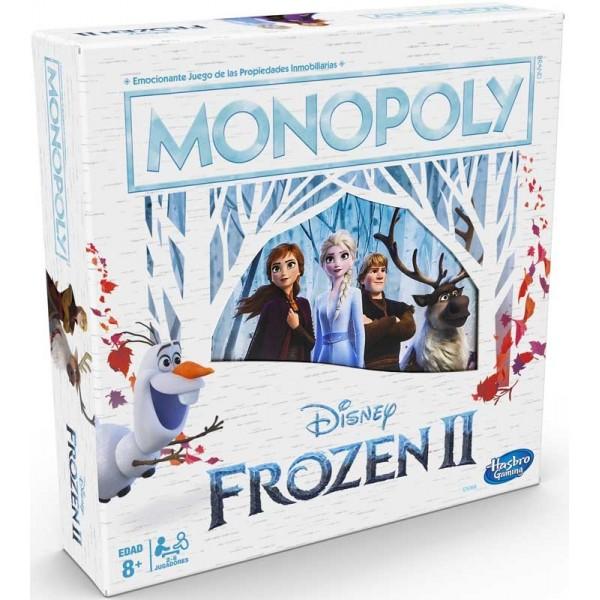 Monopoly Disney Frozen 2 - Hasbro