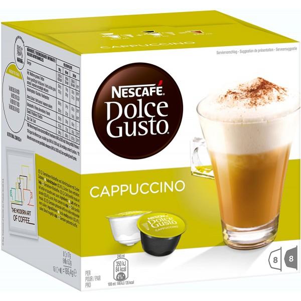 NESCAFÉ Dolce Gusto Cappuccino Extra Cremoso Coffee Pod