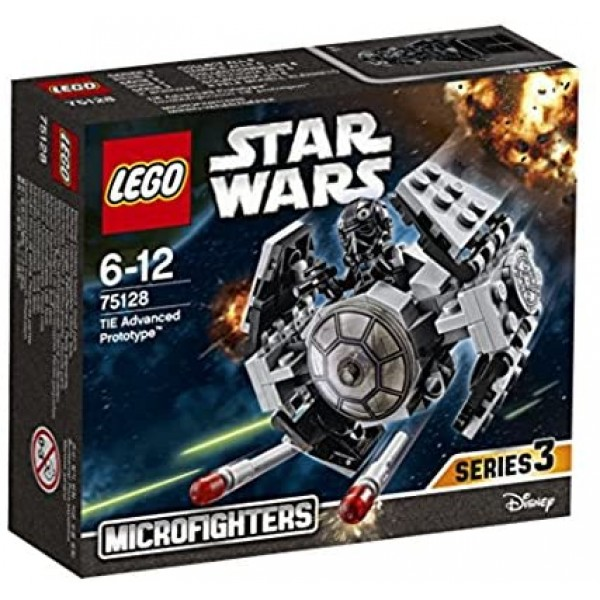 Lego 75128 Microfighters Tie Advanced Prototype