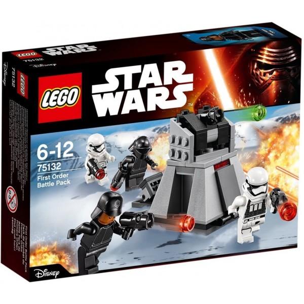 Lego 75132 First Order Battle