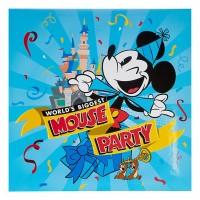 Mickey Mouse Biggest Mouse Party Disneyland Paris Album