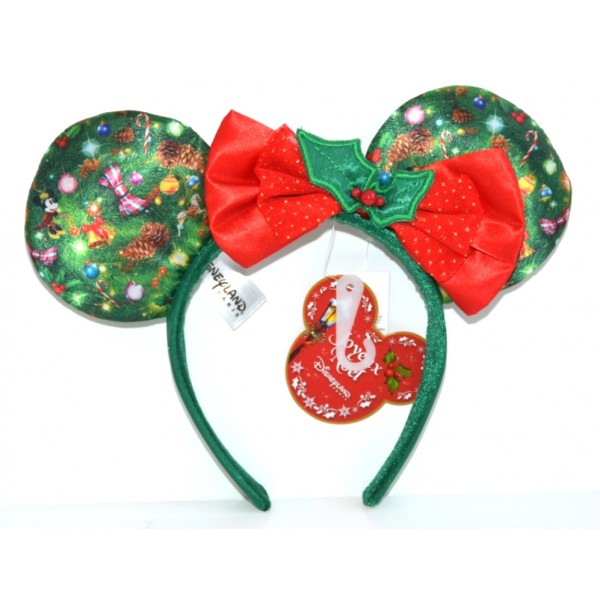Disney Christmas Headband ears
