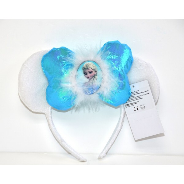 Disney Kids Frozen Headband Ears, Disneyland Paris Original