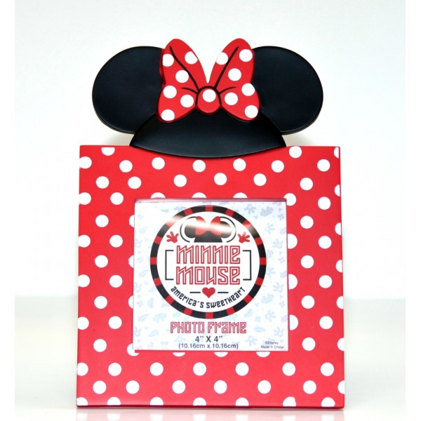 Disney Minnie Mouse Ears Picture Frame