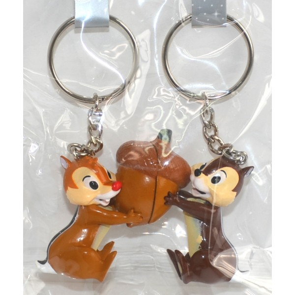 Chip and Dale Magnetic keyring