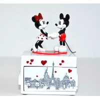 Mickey and Minnie Musical Jewellery Box, Disneyland Paris