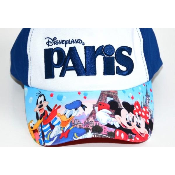 Disneyland Paris Cap for Adults