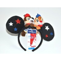 Disneyland Paris Chip and Dale ears, rare