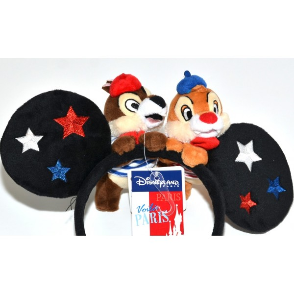 00662f05a1bff Disneyland Paris Chip and Dale ears