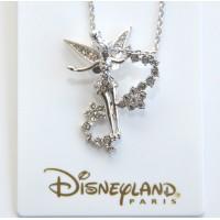 Disney Tinker Bell Necklace whit Swarovski Crystal by Arribas