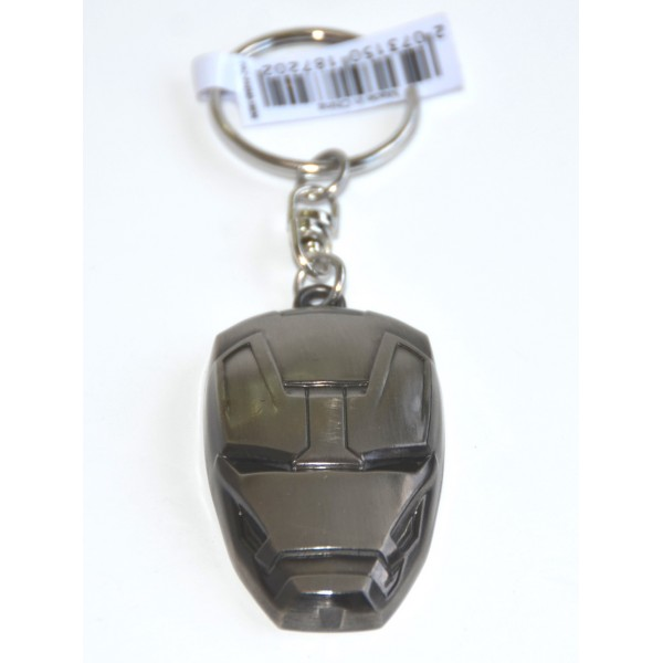Disney Marvel Iron Man Keychain Metal Key Ring