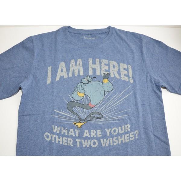 Genie from Aladdin T-Shirt for Adults, Disneyland Paris
