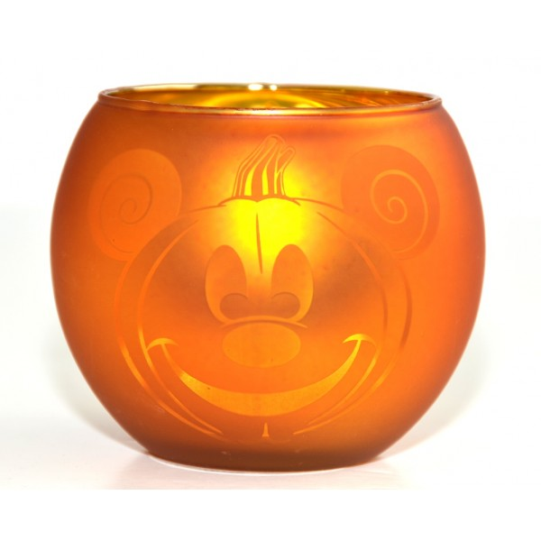Disneyland Paris Halloween Mickey Mouse Tea light Holder