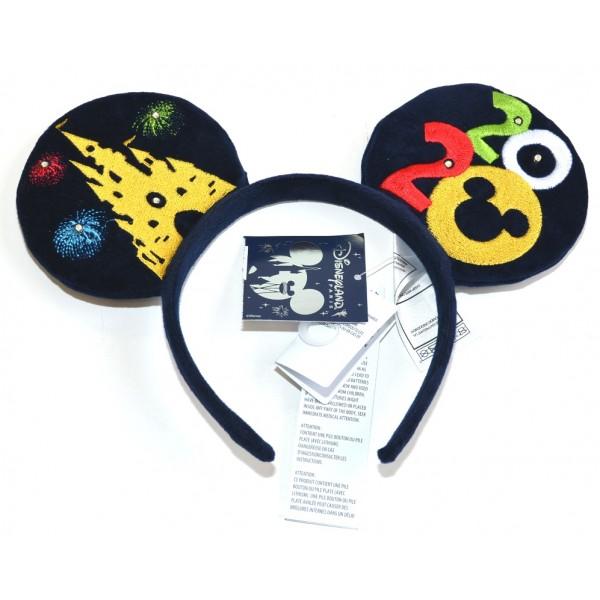 Disneyland Paris 2020 light-up Headband ears
