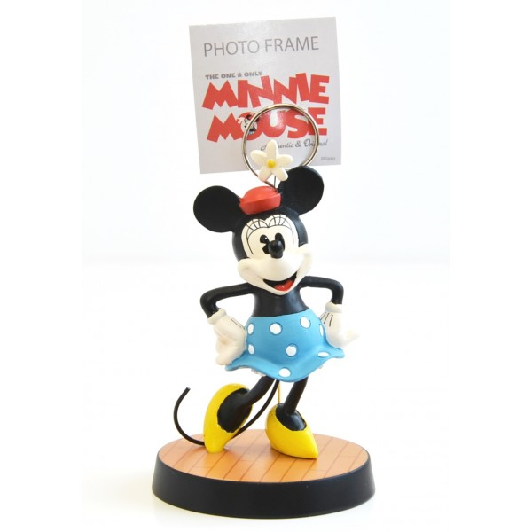 Disneyland Paris Minnie Mouse clip Photo Picture Frame