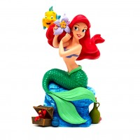 Ariel Musical Figurine