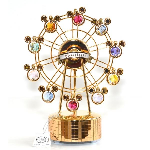 Mickey Mouse musical moving Ferris wheel, Disneyland Paris