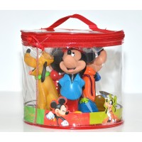 Mickey Mouse Clubhouse Squeeze Bath Set