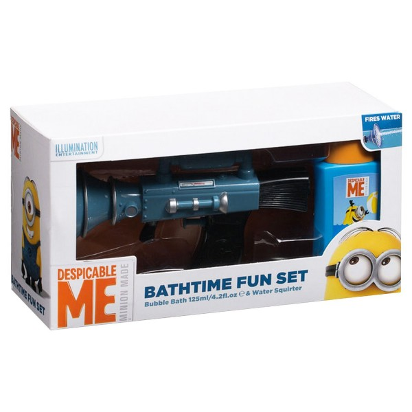 Despicable Me Bath Fun Set