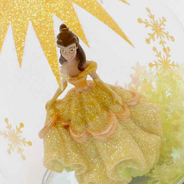 Disney Princess Belle Christmas Bauble
