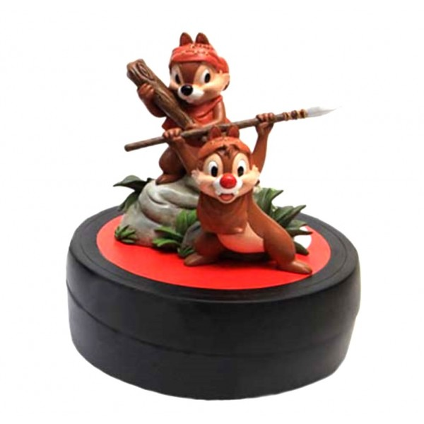 Disney Star Wars - Chip and Dale Ewoks Figurine