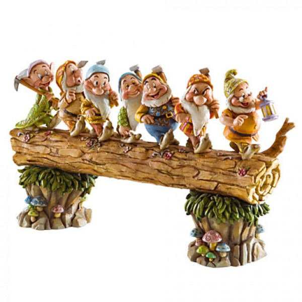 Homeward Bound Seven Dwarfs Figurine